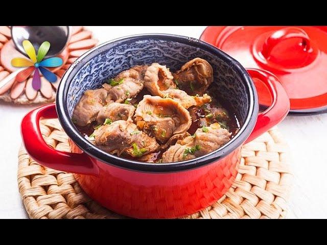 Сытный обед за копейки конфи из куриных желудочков Все буде добре Выпуск 754 от 09 02 16