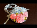 ВЯЗАНАЯ СУМКА | Вязание Крючком | Вязание для Детей | Канзаши Мастер- Класс | LegkoProsto*