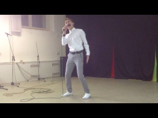 Josh Groban when- you say you love me / cover ( Макс Савин)