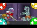 🐾 Охотник на Зомби. Игра мультик для детей. Зачистка планеты 1 Прохождение зомботрон 1
