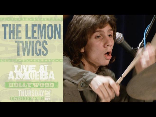 The Lemon Twigs - Live at Amoeba