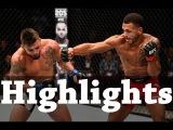 Danny Roberts vs. Mike Perry Fight Highlights | Дэнни Робертс vs Майка Перри. Лучшие моменты боя