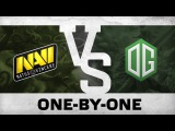 One-by-one! Na`Vi vs OG @ Starladder | i-League Invitational #1