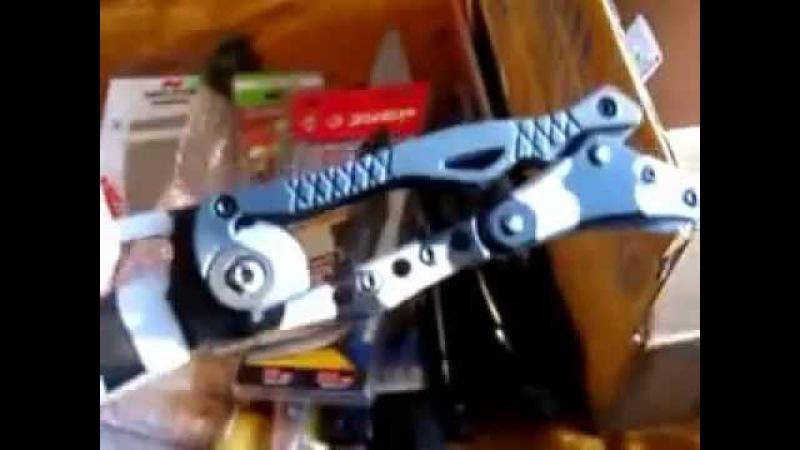 14 03 01 По коробкам01 Первая коробка: ножи различного назначения, ручные пилы, точила - Сглаженное