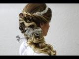 Penteado Lateral para Noivas - por Sonia Lopes