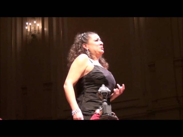 Cecilia Bartoli, 16-10-2010, Scherza Infida uit Ariodante