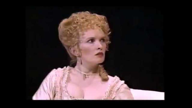 Les Liaisons Dangereuses - Alan Rickman - Lindsay Duncan - Tony Awards 1987