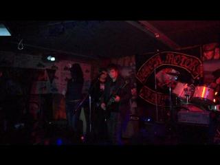 Сон Алисы - Звездочёт (Gefest motors Slaviansk 3/12/16)