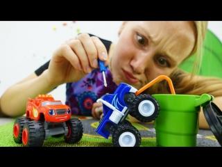 Вспыш и чудо машинки на русском: Крушиле нужна помощь! МУЛЬТИКИ про машинки. Игры для детей