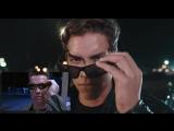 Terminator 2: Judgment Day. Джозеф Баена и Арнольд Шварценеггер. Сравнение двух сцен - 1991 год и 2016 год.