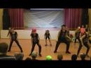 Современный танец, средняя группа. Рук.Катя Бондаренко