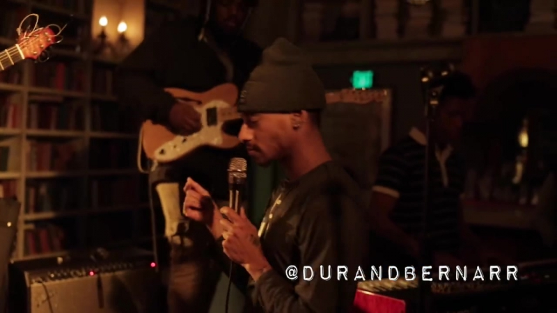 Durand Bernarr - A Long Walk (JILL SCOTT COVER)