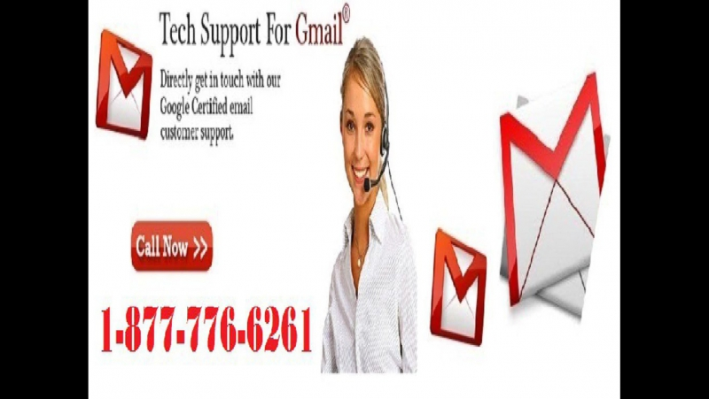 Gmail Technical Support 1-877-776-6261-An straightforward route