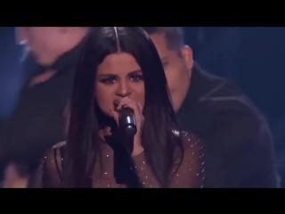 Selena Gomez - Same Old Love (Live At American Music Awards 2015)