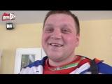 ЧМ-2016.  Дмитрий Силаев СЛОМАЛ ПАЛЕЦ