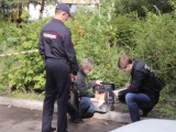 Тольятти, появилось видео с места нападения психопата на сотрудника ГИБДД