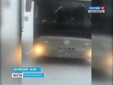 Пассажиров не доехавшего до Усть-Каменогорска автобуса расселили в гостинице incident_uka