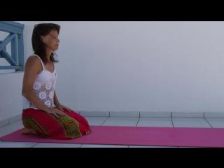 Око возрождения 5 - Пять тибетских жемчужин упражнения видео(1)