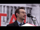 Выступление Александра Шумилова на «Марше в защиту Петербурга»