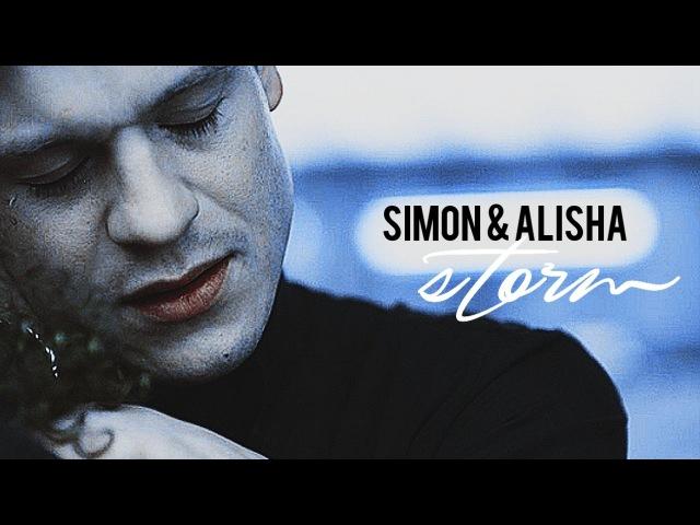 Simon alisha | taking my heart by storm. [HBD GEMMA!]
