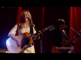 Sheryl Crow performing