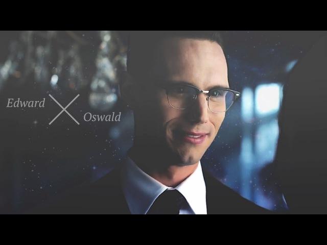 Perfect Storm    Edward and Oswald {Nygmobblepot}