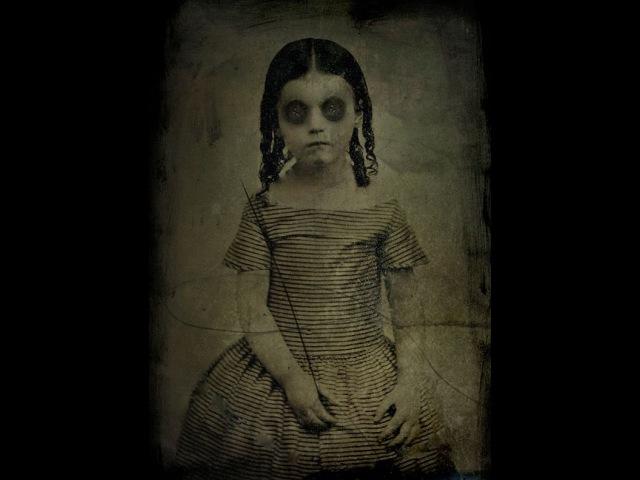 Victorian Era Creepy old Post-Mortem pictures IV .