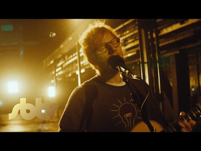 Ed Sheeran Eraser Live Extended F64 Version SBTV10