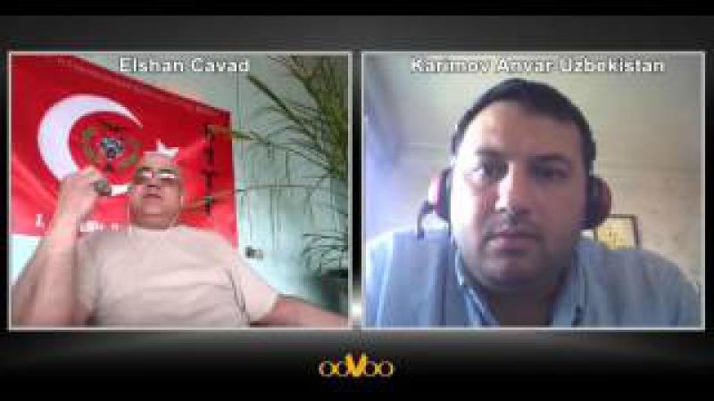 Эльшан Джавадов нет такой нации - азербайджанец