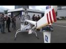 Ségolène Royal assiste au premier vol de l'hélicoptère 100% électrique VOLTA