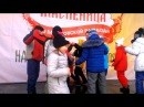 Без пышных гуляний зима не уйдёт! Широкая Масленица на Московской площади в Санк...