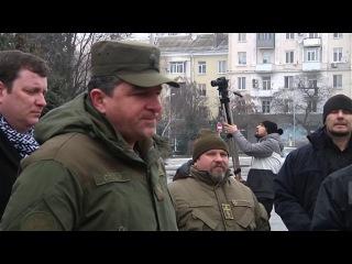 Чрезвычайный и полномочный посол Латвийской Республики посетил Краматорск - 23.02.2017