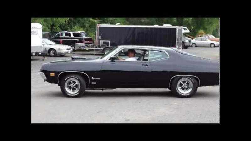 70 TORINO 429 COBRA JET GT FASTBACK * CRAZY .772 SOLIDCAM * INSANE EXHAUST * 650 HP! * WOW !
