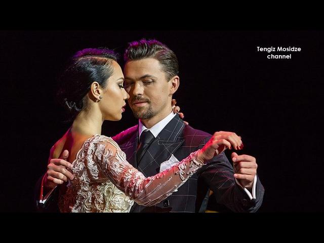 "Tango Poema. Dmitry Vasin and Sagdiana Hamzina with ""Solo Tango Orquesta"". Танго. 2016"