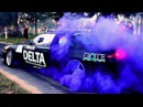 2JZ powered Nissan S14a Drifting - Róna Péter | Drift Allstars RD7 Hungary | TRACKWOOD 2016