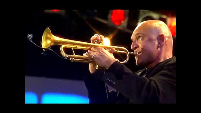Johannes Faber in concert, Beautiful trumpet solo, Assolo di tromba jazz