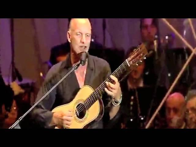Sting with Violinist Caroline Campbell Fragile