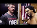 Mike McGoldrick 430# Front Squat PR + Math with Rich Froning Sr.