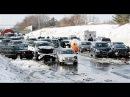 ЛУЧШИЕ АВТО ПРИКОЛЫ на ледяных горках Зима