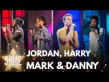 Jordan Charles, Harry Brown, Mark Angels &amp Danny Colligan progress - Let It Shine - BBC One