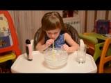 Чем занять ребенка за 1 минуту! Пенное развлечение - Лика Хурция