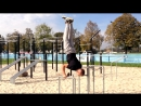 My 1 year body transformation Calisthenics (Poland)