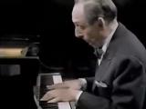 ВЛАДИМИР ГОРОВИЦ - Nocturne in Fm Op.55 (Chopin)