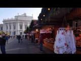 Австрия. Вена. новогодняя ярмарка на Ратхаус