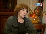 Интервью с Еленой Камбуровой на гастролях в Красноярске. Программа