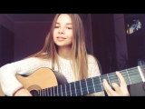 Милая маленькая девочка ♫ Шикарно поет : Скруджи ft kristina Si - Секрет