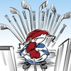 Cartoon on Ice | Хоккей: карикатуры, формы & арт