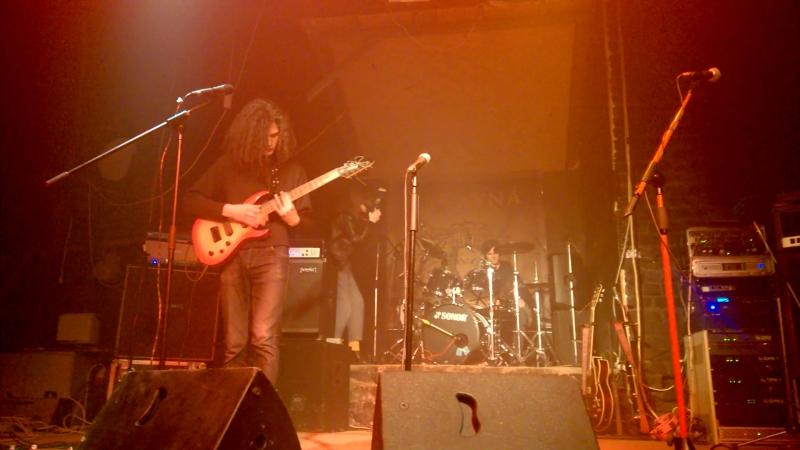 White Ocean Cliff Aspiring Outwards Live at Detroit39 03 02 17