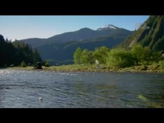 Неизведанные острова - Остров Ванкувер - Реки жизни.