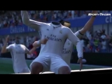 Самые смешные баги в FIFA 17